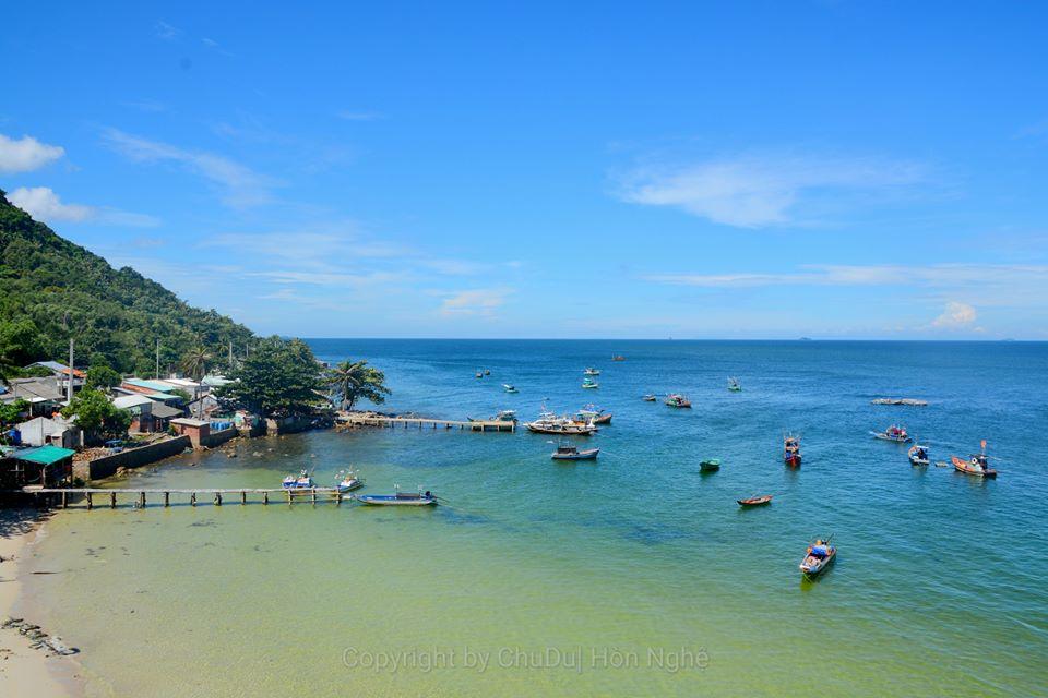 Hòn Nghệ Kiên Giang - Nét hoang sơ của biển - ảnh 2