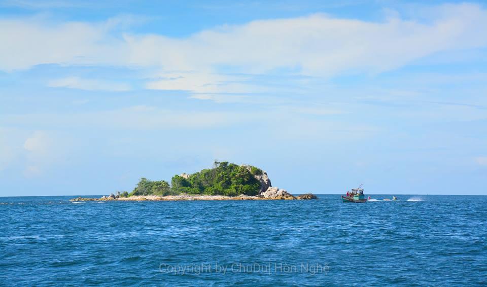 Hòn Nghệ Kiên Giang - Nét hoang sơ của biển - ảnh 4