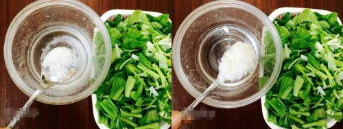 Món ngon mỗi ngày: Công thức muối dưa ngon đúng vị