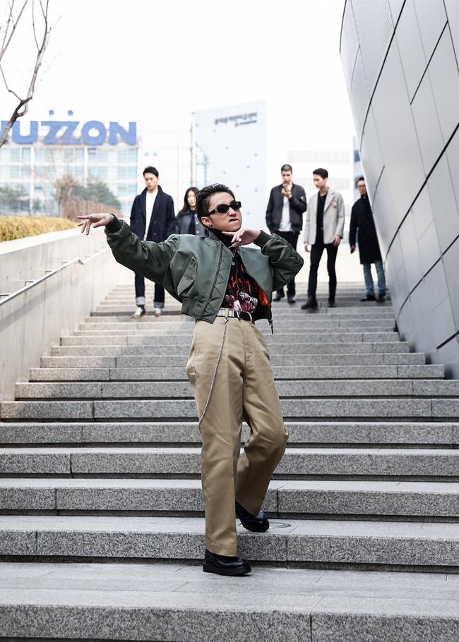 Chết cười với loạt ảnh chế thời trang 'ông chú' của Sơn Tùng M-TP