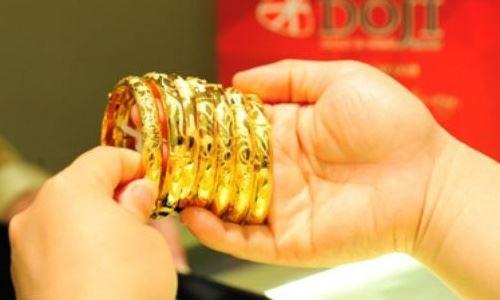 giá vàng hôm nay 14/10: giá vàng tăng nhẹ, USD sụt giảm. Ảnh: Internet