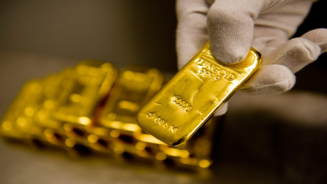 giá vàng hôm nay 26/11 tiếp tục giảm mạnh