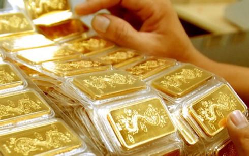Giá vàng hôm nay đột ngột tăng cao