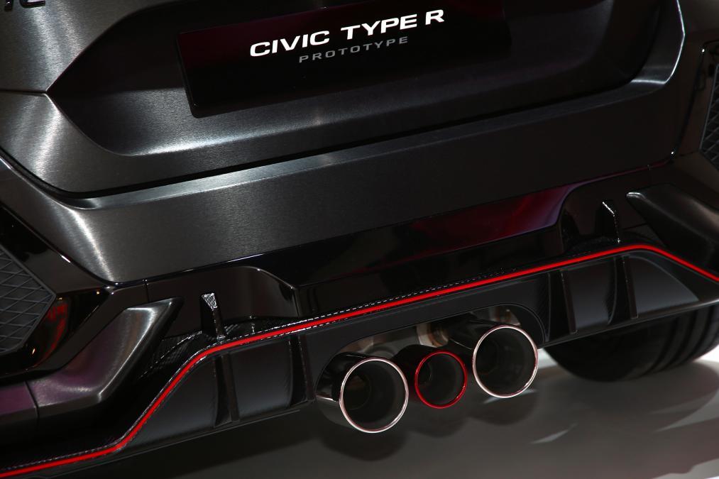 Honda Civic Type R ra mắt tại Geneva 2017 có gì đặc biệt?