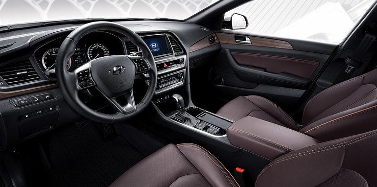 Hyundai Sonata facelift 2017 'trình làng' tại Hàn Quốc