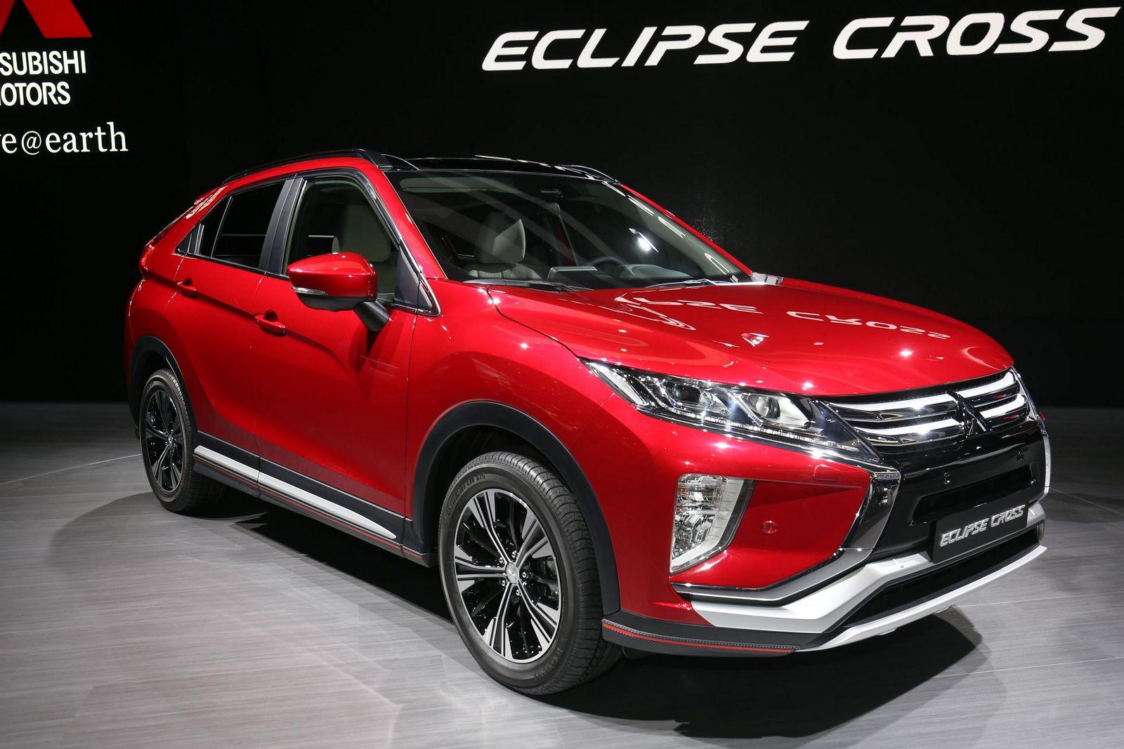 Chiếc Mitsubishi Eclipse Sport 2018 sắp ra mắt có gì đặc biệt?