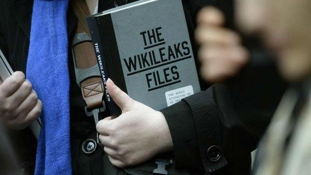 WikiLeaks công bố tài liệu chấn động về CIA. Ảnh: Internet