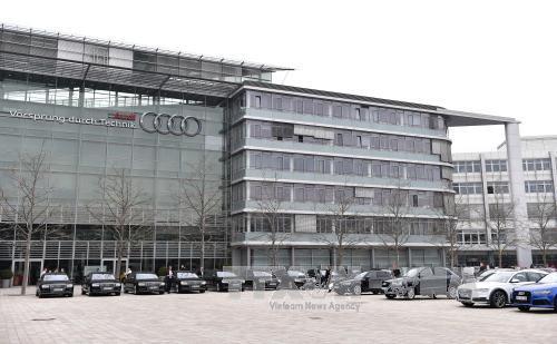 Audi thu hồi hàng nghìn ô tô bị lỗi phần mềm kiểm soát khí thải tại châu Âu - ảnh 2