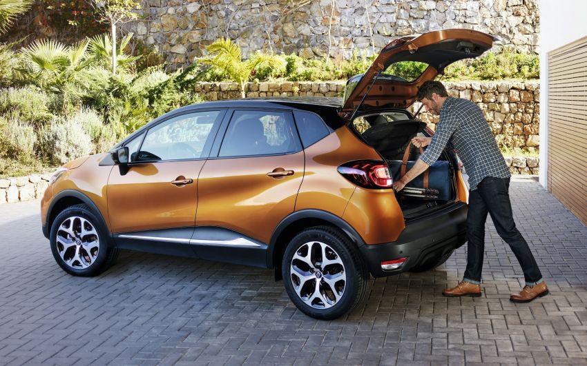 Đối thủ của Ford EcoSport - Renault Captur 2018 đẹp 'long lanh'- trình làng, giá 621 triệu đồng - ảnh 2