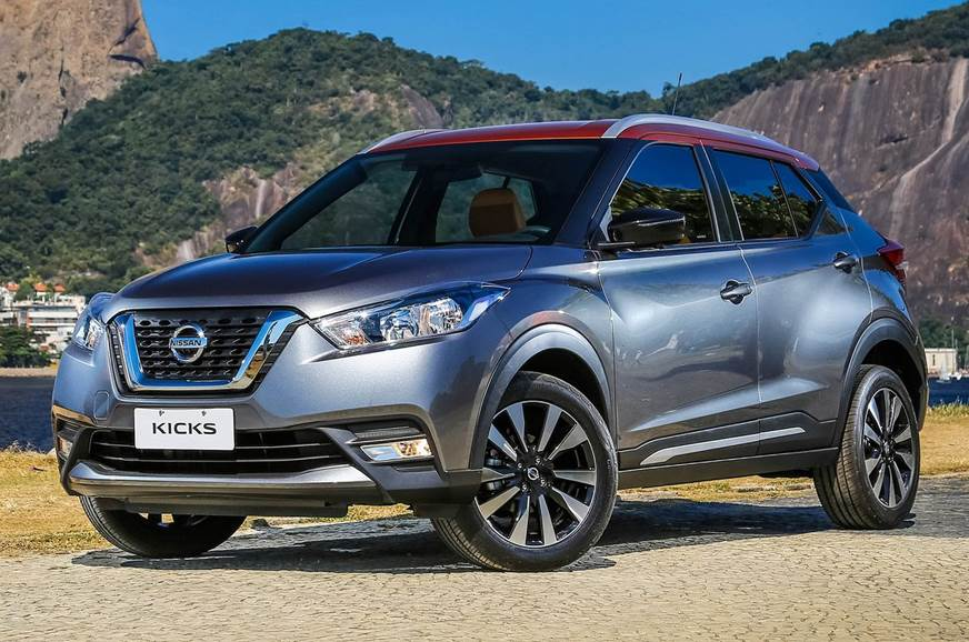 Chiếc SUV mới 'đẹp long lanh' 400 triệu đồng của Nissan sắp trình làng có gì hay - ảnh 1