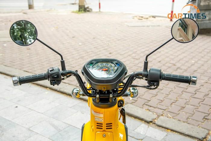 man-nhan-voi-chiec-honda-cross-cub-110cc-gia-hon-tram-trieu-cua-dan-choi-ha-thanh