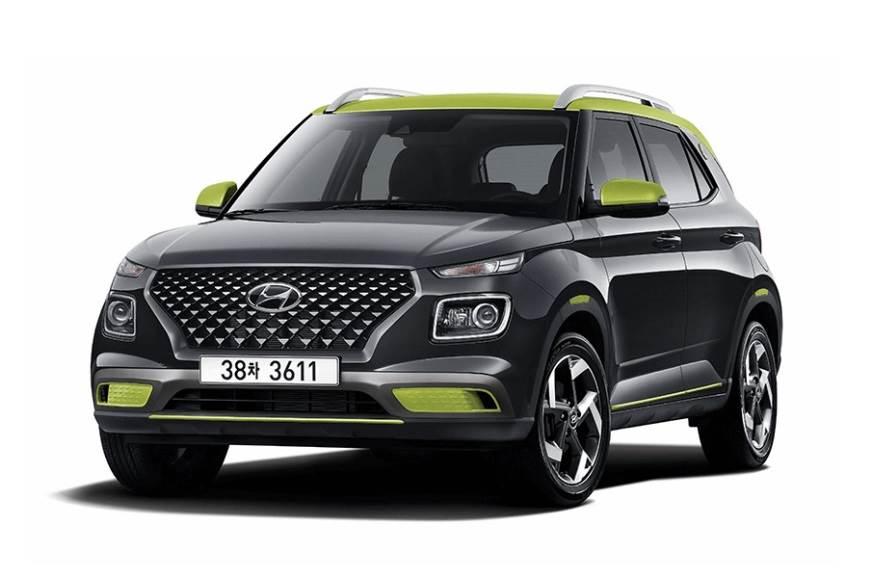 Cận cảnh chiếc ô tô SUV Hyundai Venue Flux vừa ra mắt trên thị trường