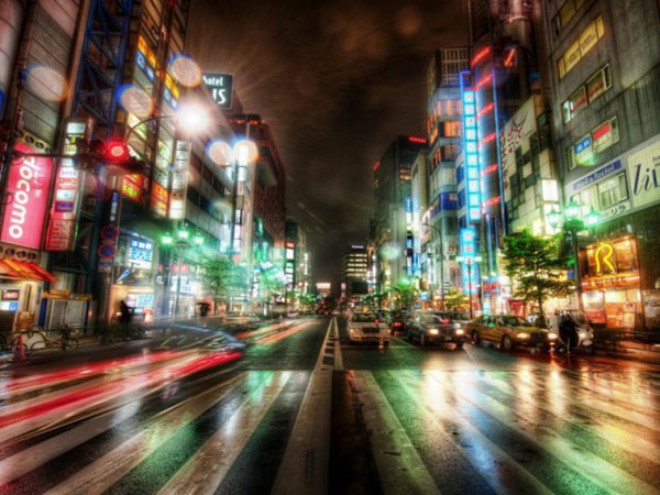 Chụp ảnh đường phố ban đêm là một kỹ thuật chụp ảnh phức tạp nhưng đem lại hình ảnh đẹp lung linh