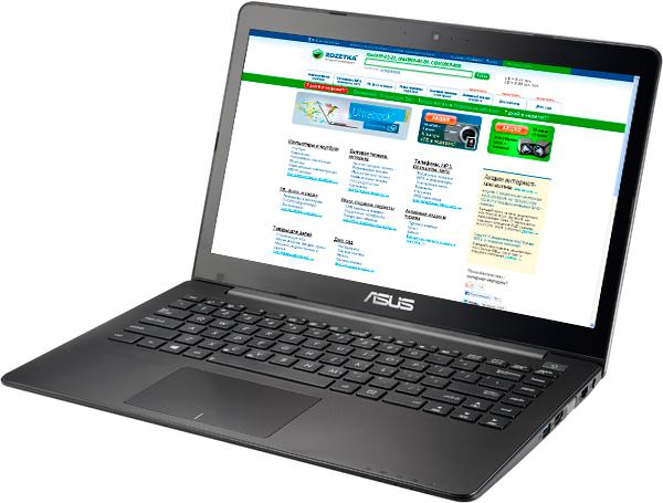 Mẫu laptop giá rẻ đáng mua nhất X402CA của Asus có thiết kế đẹp, nhỏ gọn, dễ di chuyển
