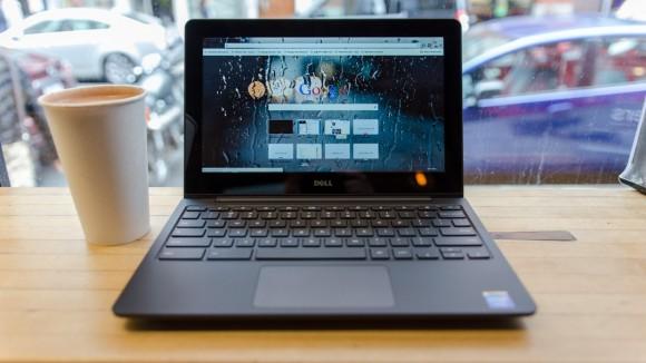 Laptop Dell giá rẻ Dell Chromebook 11 là lựa chọn tuyệt vời dành cho các học sinh, sinh viên