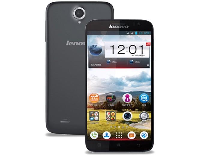"""Lenovo A850 được xem là sản phẩm có mức giá """"mềm"""" nhất trong phân khúc smartphone giá rẻ màn hình cỡ lớn trên thị trường"""