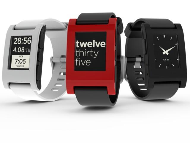 Đồng hồ thông minh giá rẻ Pebble có đến 4.000 ứng dụng hỗ trợ