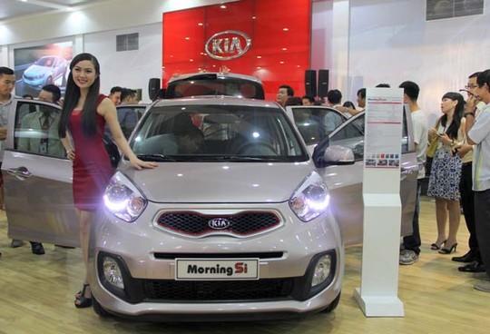 Ô tô giá rẻ Kia Morning Si 2015 luôn đảm bảo an toàn cho người sử dụng