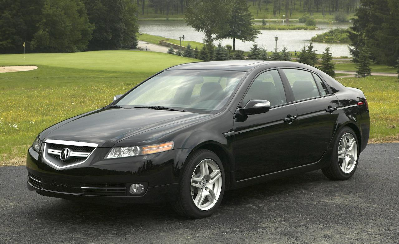 Acura TL 2008 cũ giá 400 triệu