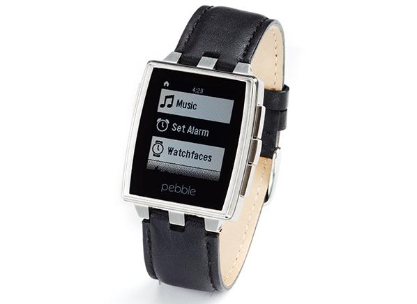 Đồng hồ thông minh Pebble Steel – mẫu đồng hồ thông minh nổi bật nhất năm 2014