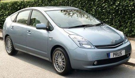 Toyota Prius 2007 - mẫu xe ô tô nhỏ giá dưới 200 triệu đáng mua cho những người thực dụng