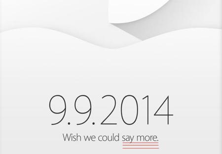 iPhone 6 sẽ trình làng vào ngày 9/9