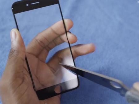 Màn hình iPhone sẽ làm bằng chất liệu sapphire chống xước