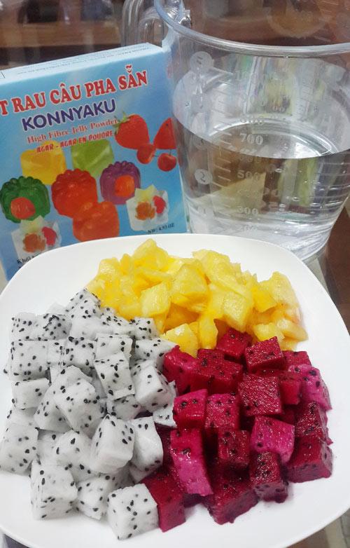Tự làm thạch hoa quả mát lạnh cho mùa hè - ảnh 3