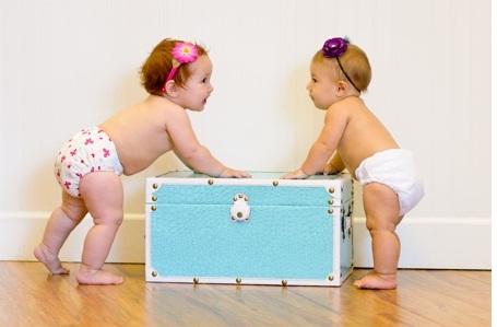 Lựa chọn những sản phẩm đáng tin cậy cho bé.