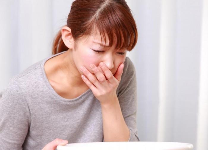 Chế độ ăn uống thiếu vitamin B6 cũng đã được coi là một nguyên nhân có khả năng dẫn đến ốm nghén