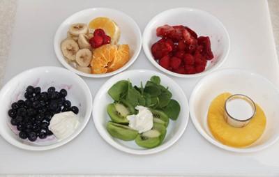 Nguyên liệu càng đa dạng món sinh tố sẽ càng có hương vị đa dạng