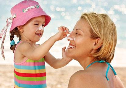Ngừa ung thư da hiệu quả nhờ bôi kem chống nắng