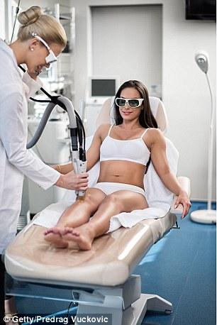 công nghệ triệt lông bằng tia laser làm gia tăng nguy cơ mắc bệnh ung thư