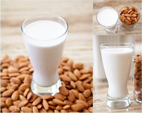 Nghi vấn sữa hạnh nhân có thành phần gây ung thư