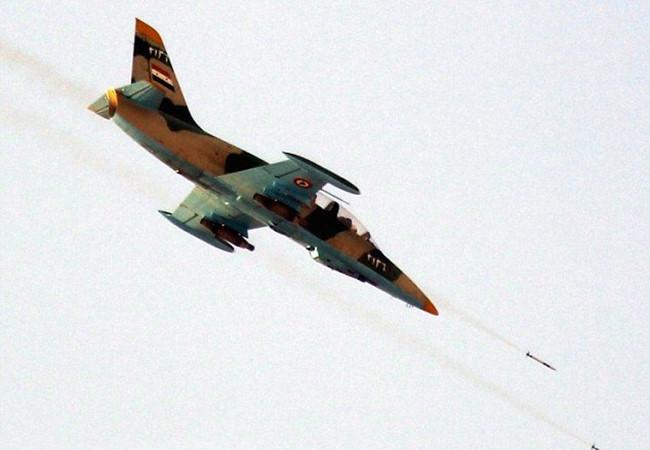 Tình hình chiến sự Syria mới nhất: Chính phủ Syria bắn phá Đông Aleppo