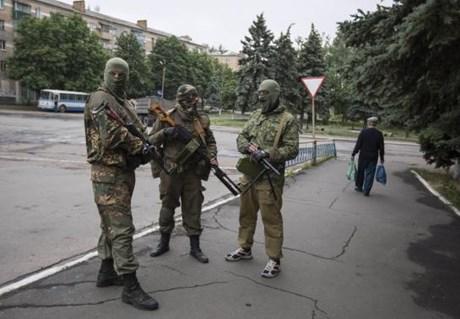 lực lượng ly khai Ukraine
