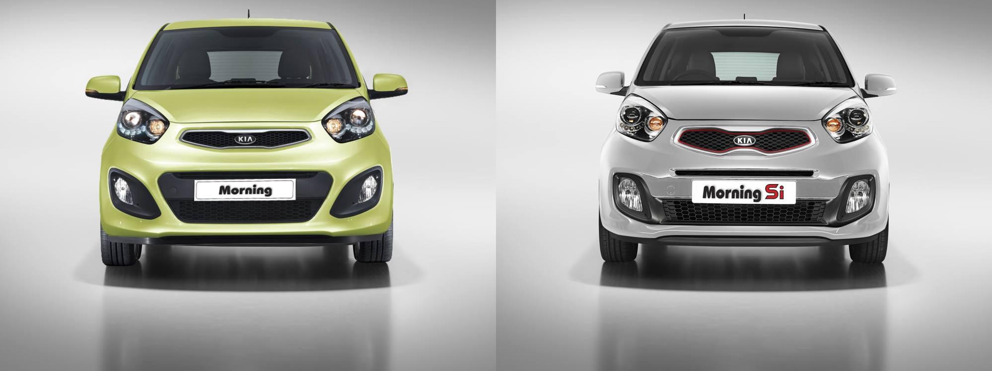 Nội thất của ô tô giá rẻ Kia Morning Si 2015 được trang bị nhiều tính năng tiện ích