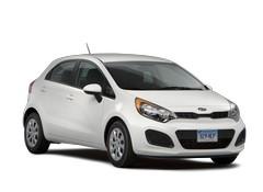 Phiên bản xe ô tô mới sedan Rio tiết kiệm nhiên liệu đến 30mpg