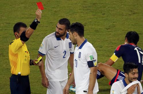 Kết quả tỉ số trận đấu Nhật Bản – Hy Lạp