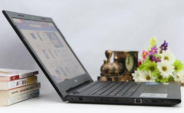 Dell Inspiron 3542 là mẫu laptop giá rẻ có cấu hình mạnh mẽ với card đồ họa rời Geforce 820M