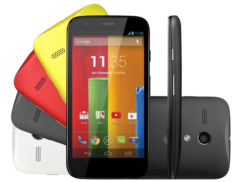 Smartphone giá rẻ nghe nhạc tốt Motorola Moto G có loa ngoài to nhất