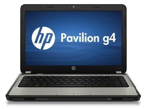 Laptop giá rẻ HP Pavilion G4 mang phong cách đơn giản nhưng không kém phần sang trọng