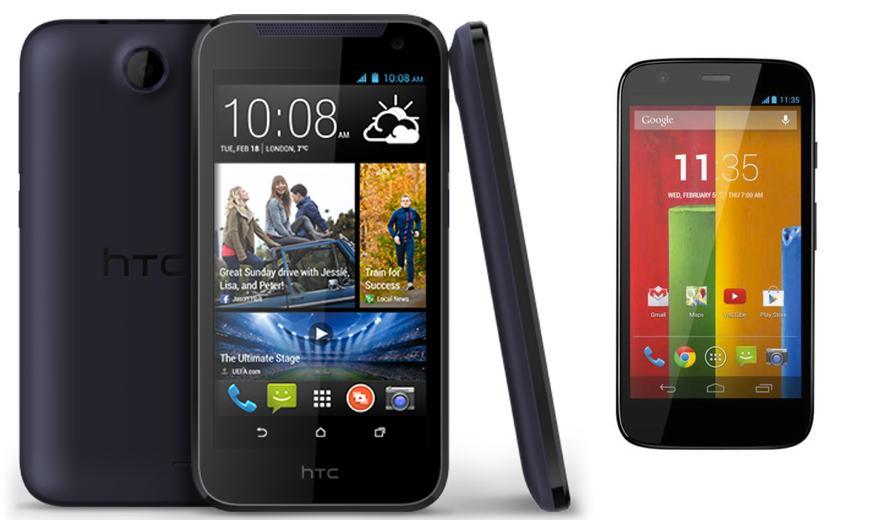 HTC Desire 310 thuộc phân khúc smartphone giá rẻ dưới 4 triệu đáng mua nhất năm 2014 với thiết kế trẻ trung, nhiều màu sắc