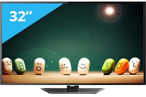 Smart tivi giá rẻ TCL L32S4690 32 inch có khả năng nhận diện khuôn mặt và điều khiển bằng cử chỉ