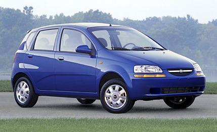 Ô tô giá rẻ Chevrolet Aveo được trang bị những tính năng an toàn cho người dùng