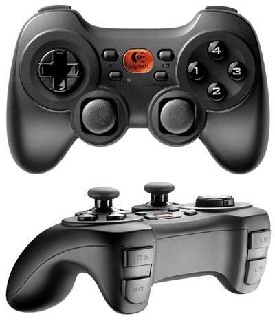 Ngoài những nút điều khiển lên, xuống, qua, lại thông thường còn có thêm 2 cần quay có khả năng quay 360 độ giúp người chơi cảm thấy thuận tiện hơn với những game đòi hỏi phản xạ nhanh.
