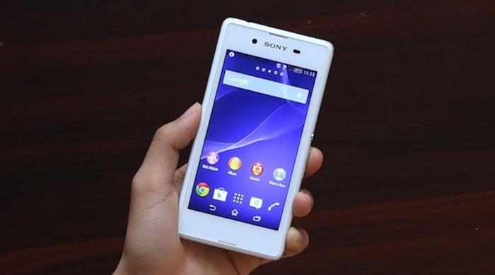 Xperia E3 là thiết bị mới nhất của Sony đành cho người tiêu dùng trẻ tuổi khi mua smartphone giá rẻ