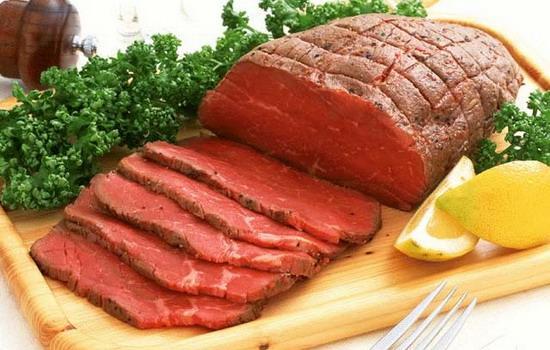 thịt gây hôi miệng