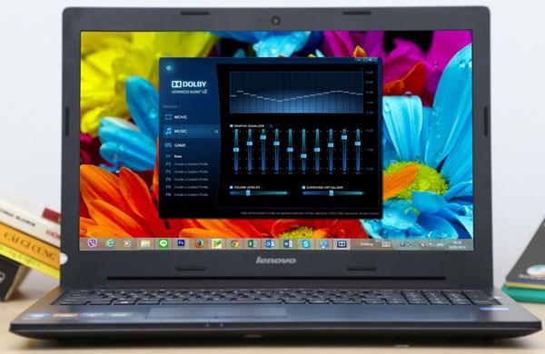 Laptop giá rẻ Lenovo G5070 có cấu hình mạnh, phù hợp với dân văn phòng dùng các phần mềm nặng