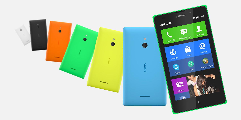 Nokia XL có thiết kế đẹp, màu sắc trẻ trung, thu hút khách hàng là học sinh, sinh viên